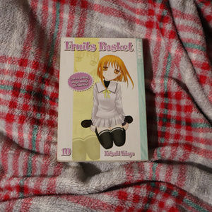 Fruits Basket Vol 10 MANGA